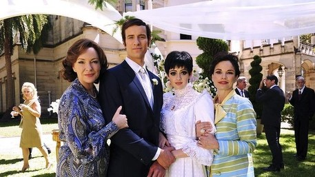 Cast: Peter Allen Not The Boy Next Door featuring Sigrid Thornton and Rebecca Gibney