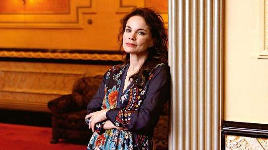 Sigrid Thornton, The Weekend Australian,